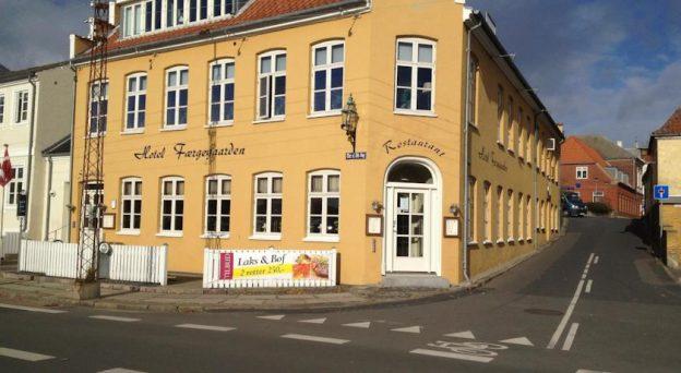Hotel Færgegården Fåborg | Hoteller Fåborg